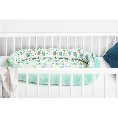 Kūdikio lizdas Sillo Mėtiniai ežiukai 70x30