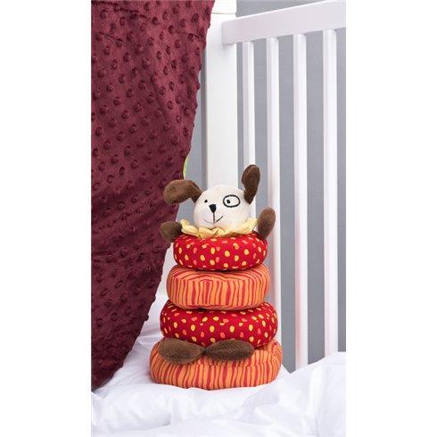 Edukacinis žaisliukas Sillo Piramidė - Šuniukas