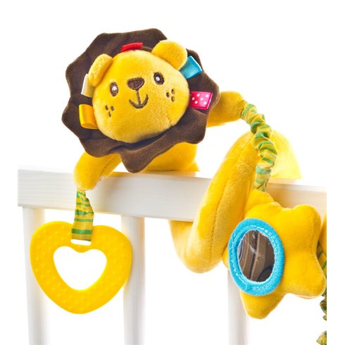 Spiralės formos žaislas Sillo Liūtas