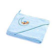 Rankšluostis Sillo Meškiukas 100x100 Mėlynas