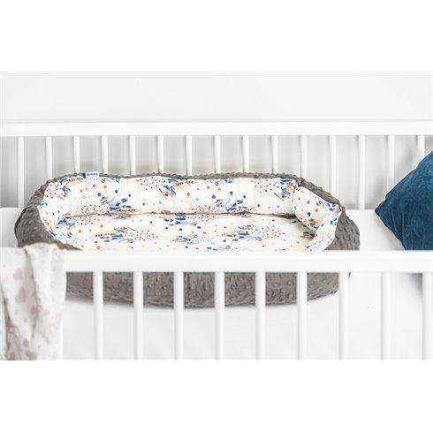 Kūdikio lizdas Sillo Pilkos sapnų gaudyklės 70x30