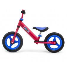 Balansinis dviratis M&M Sonic raudonas