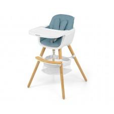 Maitinimo kėdutė M&M 2in1 Espoo Mėlyna