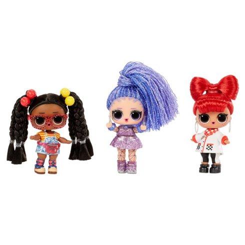Lėlytė su priedais L.O.L. SURPRISE Hairgoals 2 Makeover