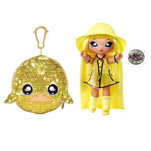 Lėlė Daria Duckie ir ančiukas konfeti balione Na! Na! Na! Surprise Sparkle