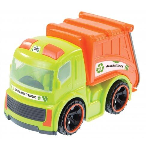 Mochtoys Ciężarówka Śmieciarka