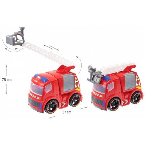 Žaislinė gaisrinė mašina Mochtoys