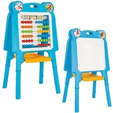 Mokomoji piešimo lenta su skaičiuotuvu WOOPIE