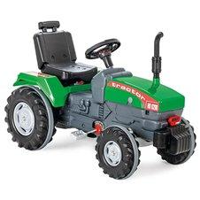 Minamas žalias traktorius WOOPIE Didžiulis