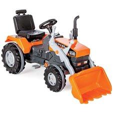 Minamas vaikiškas traktorius buldozeris WOOPIE