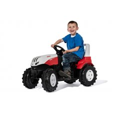 Minamas traktorius Rolly Toys rolly Farmtrac Steyr 6300 Terrus CVT