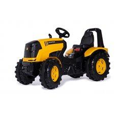 Minamas traktorius ROLLY TOYS X-trac Premium JCB
