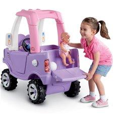 Paspiriamas automobilis Princesei Little Tikes