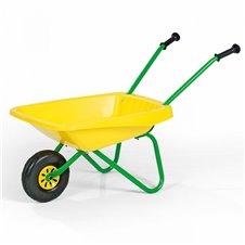 Žaislinis karutis Rolly Toys Geltonos spalvos