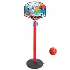 Žaislinis krepšinio rinkinys WOOPIE