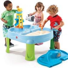 Vandens ir smėlio stalas Step2