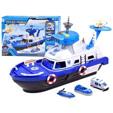 Laivas su priedais JK PTP03341