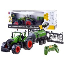 Traktorius su pulteliu JK PTP00492