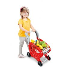 Prekių krepšelis vaikams su priedais WOOPIE