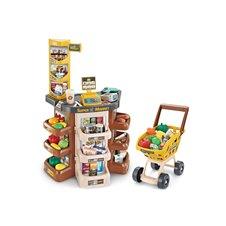 Prekybos centras su pirkinių krepšeliu WOOPIE