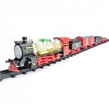 Elektrinių traukinių bėgiai WOOPIE