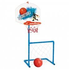Krepšinio ir futbolo tinklas 2in1 WOOPIE
