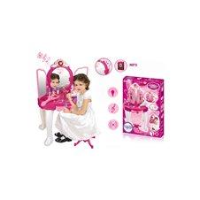 Interaktyvus tualetinis staliukas Woopie rožinis