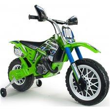 Elektrinis motorinis dviratis Kawasaki Cross INJUSA