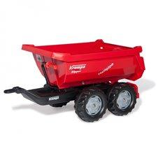 Savivartė priekaba traktoriams Rolly Toys