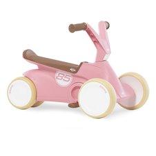 Gokartas dviratis retro BERG GO2 rožinis