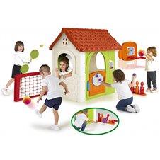 Daugiafunkcinis namas su žaidimais FEBER