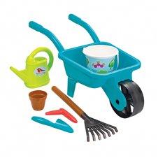 Karutis su sodo įrankiais vaikams ECOIFFIER