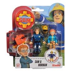 Gaisrininkas Simba  Sam ir Norman su priedais