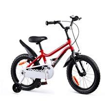 "RoyalBaby dziecięcy Rower 16"" Chipmunk MK CM16-1 Red"