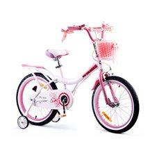 Royal Baby Rower JENNY 18cali + koszyczek RB18G-4