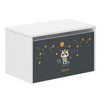 Žaislų dėžė Wooden Barsukas