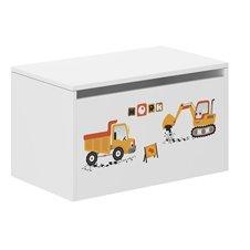 Žaislų dėžė Wooden Statybos