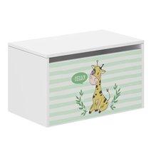 Žaislų dėžė Wooden Žirafa