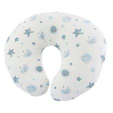 Maitinimo pagalvė Euro Vaikas miegelis melsva