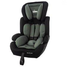 Automobilinė kėdutė Euro Vaikas Little hood mxz-ef tamsiai pilka 9-36 kg