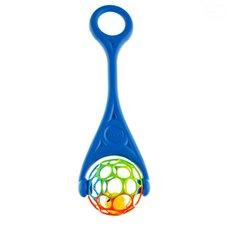 Žaislas kamuoliukas su rankena Euro Vaikas 0886921