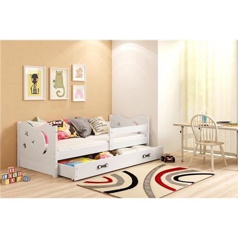 Кровать MYKOLAS 160x80 с ящиком