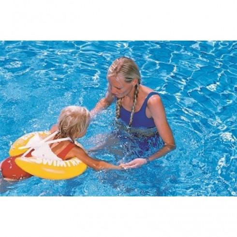 Mokomasis plaukimo ratas SWIMTRAINER 4-8m