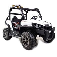 Elektromobilis ST BUGGY UTV 7988-HIGH White