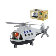 Krovininis sraigtasparnis su figūrėle Wader QT