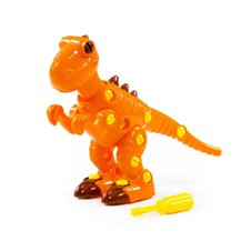Statybiniai blokai Dinozauras Tyrannosaurus WADER QT