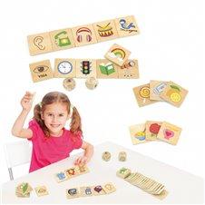 Edukacinis žaidimas mokymuisi rūšiuoti VIGA