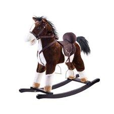 Supamas žirgas PTP00052 Juodas