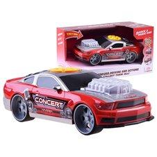 Sportinė mašina Mustang su garsais ir šviesomis PTP03133