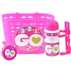 Rinkinys dviračiui JOK Go PTP00617 Pink